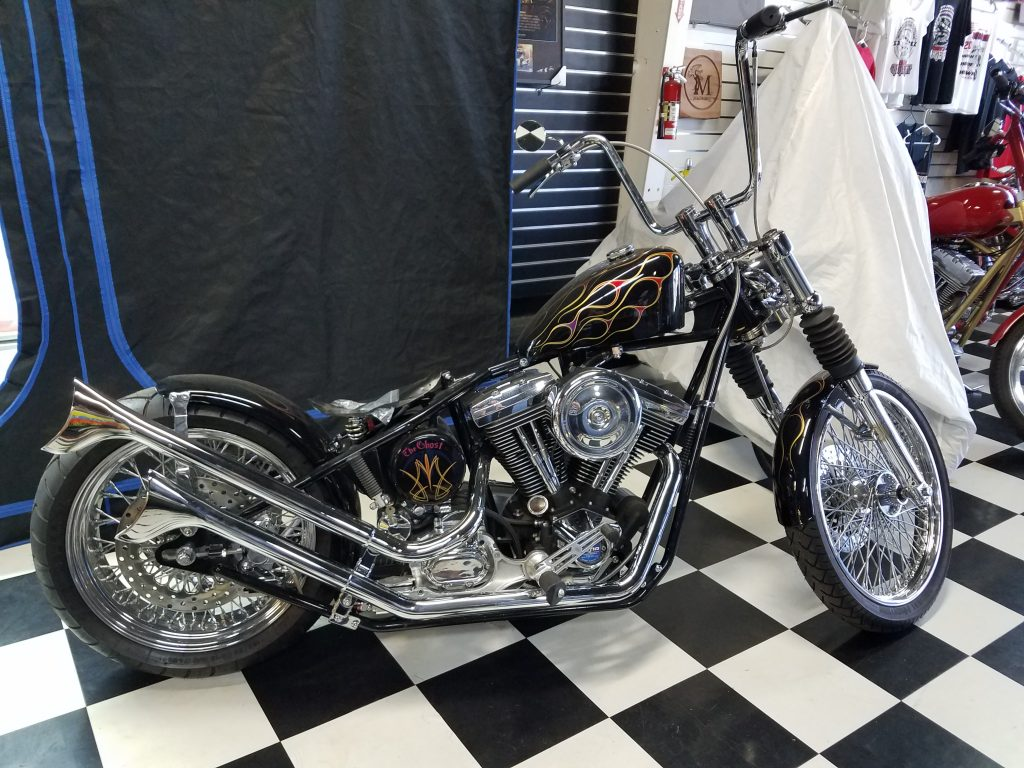 Chopper Guys CPI Custom FXR Motorcycle Frames and Parts - Vallejo CA