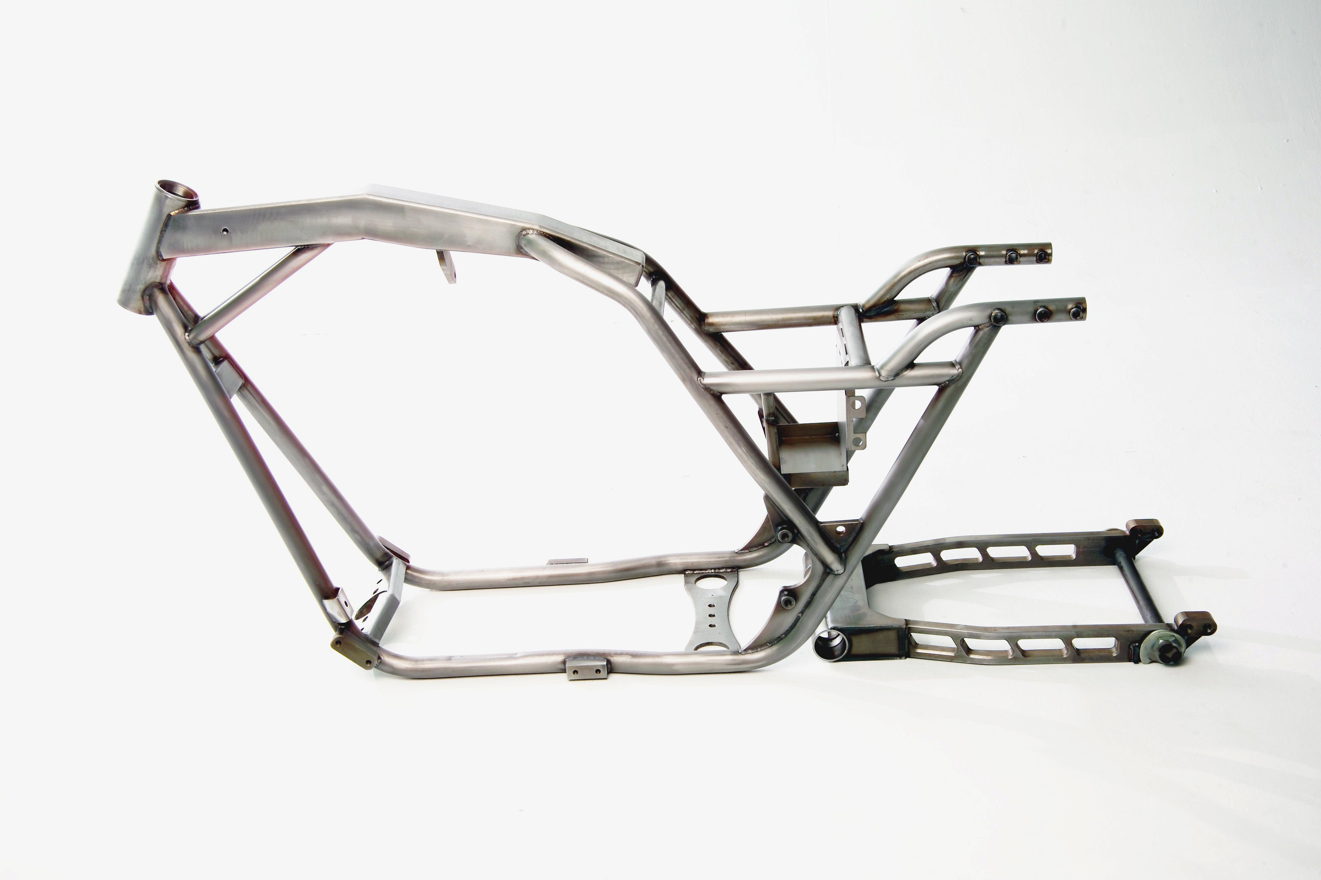 Chopper Guys CPI Custom Built FXR Motorcycle Frames