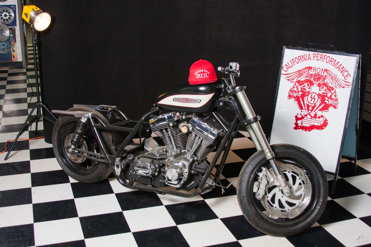 Custom Chopper and Motorcycle Frames  Thompson Choppers