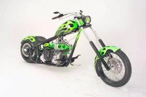 Softail Style Frames